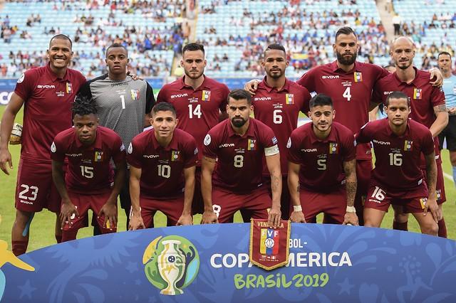 Com geração promissora, Venezuela quer surpreender nesta Copa América