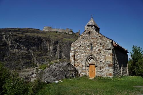 Sion - Église de Valère 1
