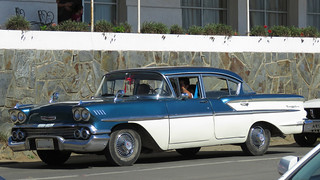 Chevrolet Bel Air Sedan 1958