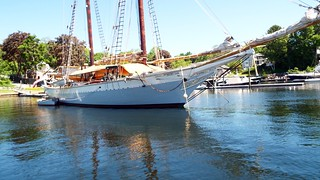 Schooner Mary Day \ Camden, Maine