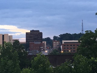 Downtown Parkersburg, WV