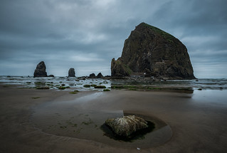 Cannon beach tide pool