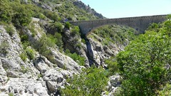 Gorges de l'Hérault - Pont du Diable - Photo of Saint-André-de-Sangonis