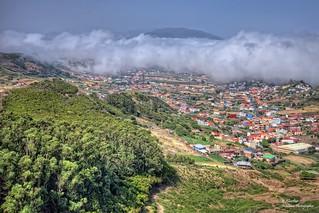 Valle de Aguere. Tenerife