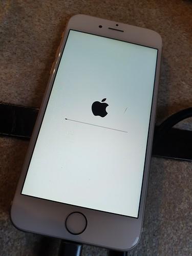 Restoring from iCloud