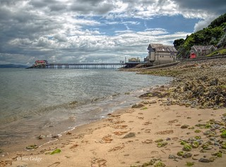 Mumbles Lifeboat Station and Pier