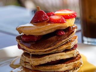 Πρωινό - Pancake breakfast
