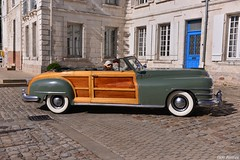 1947 Chrysler Cabriolet Town and Country - Photo of Domqueur