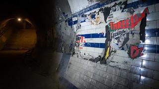 Disused Underground Tunnel