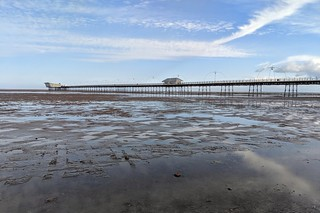 8am at Southport Pier