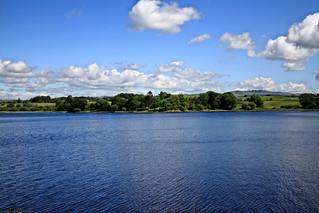 A view across Loch Ken