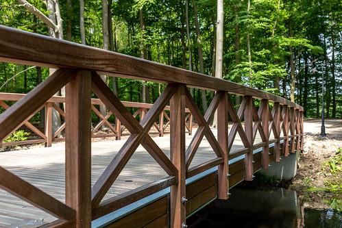Toegangsbruggen Landgoed Ehzerwold
