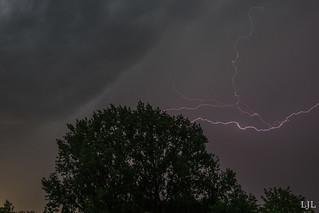 170/365 Bliksem, lightning