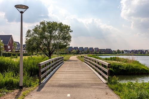 Fiets- voetbrug Schuytgraaf Arnhem
