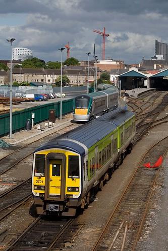 IE 2721 Limerick - Limerick Junction - Limerick