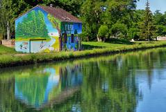 Maison des pêcheurs à Brienon-sur-Armançon