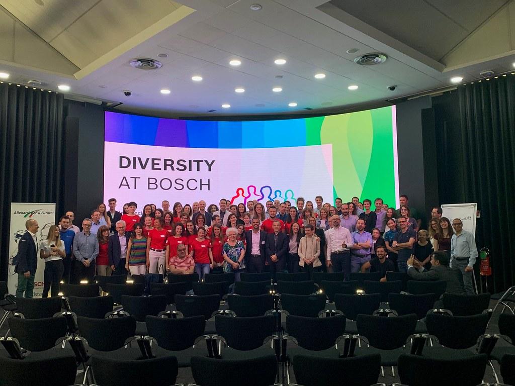 Da Bosch per il #DiversityDay 2019
