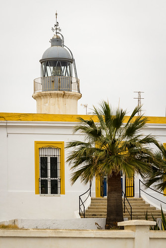 Spain - Almeria - Garrucha - Lighthouse