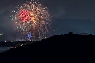 阿知須浦まつり花火大会 2019 #2ーFireworks Ajisu town, Yamaguchi city 2019 #2