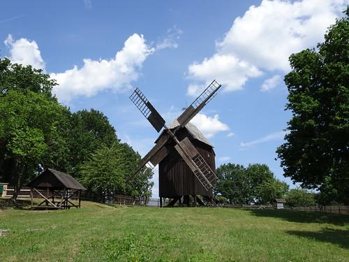 Bockwindmühle Luga-Quoos