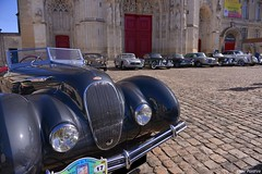 1947 Delahaye 135M Figoni & Falaschi - Photo of Domqueur