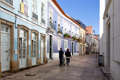 Homes in Colored Tiles_8638
