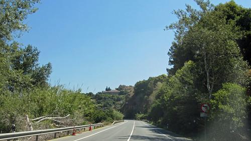 auf der N-323a, Granada_2901