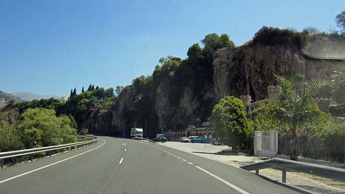 auf der N-323a, Granada_2900