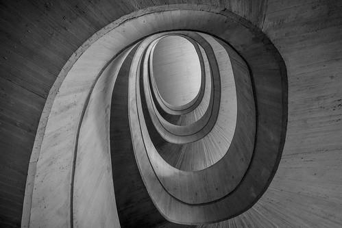 made of concrete