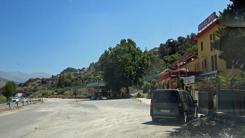 auf der N-323a, Granada_2898