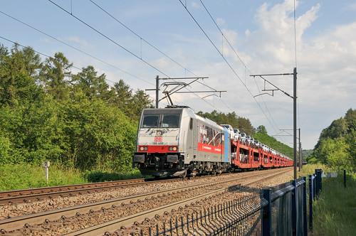 RTB Cargo 186 498 Moresnet-Chapelle 19.06.2019