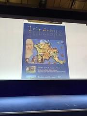 Conférence parcours Léonard de Vinci: de Vinci à Amboise en roulotte (« Le Sabot et la plume »): Clémence de Villecourt