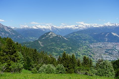 Mont Orchez @ Hike to Le Môle