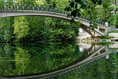 passerelle du jardin des plantes,Poitiers - Photo of Saint-Benoît
