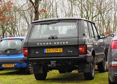 1992 Land Rover Range Rover 3.9 V8 County