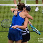 Julia Goerges, Ashleigh Barty