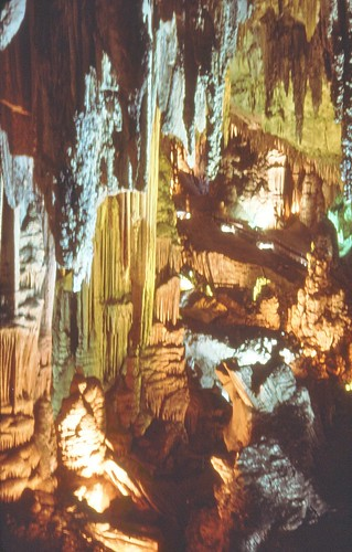 Caves of Nerja, 1977