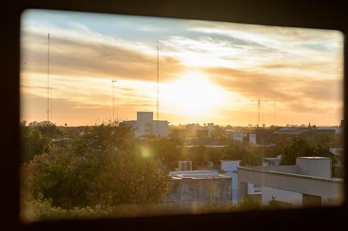 Sunrise window