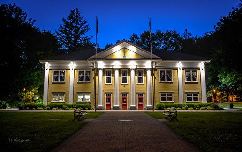 Fort Langley Community Hall c.1932