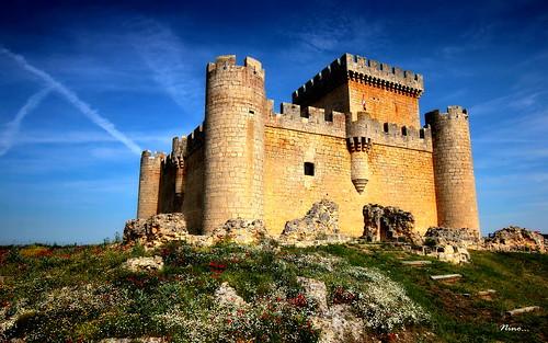 Castillo de Villalonso - Zamora - Castilla y León