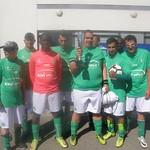 Championnat Régional de Foot à 7 Sport Adapté [adultes] - plateau final - Lyon (69) - 8 juin 2019