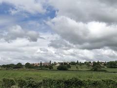 Paysages français / Französische Landschaften / Французские пейзажи - Photo of Jully-lès-Buxy