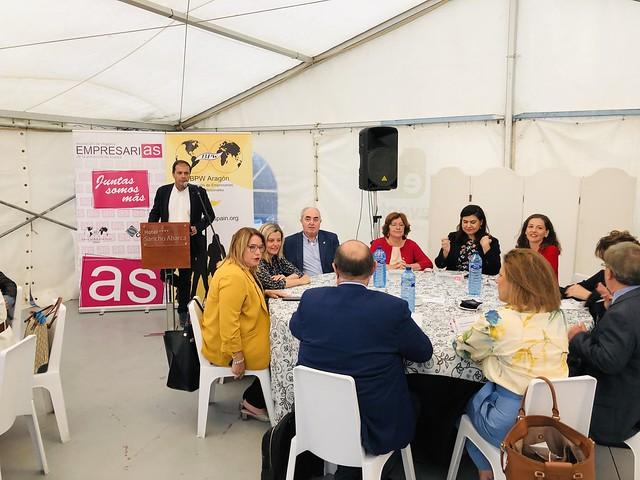Desayuno Mujeres Empresarias de Huesca: CARTV