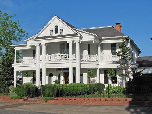 Judge Benjamin Shaver House, 1898 in Mena, Arkansas 1