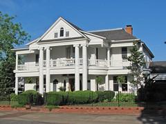 Judge Benjamin Shaver House, 1898, Mena, Arkansas