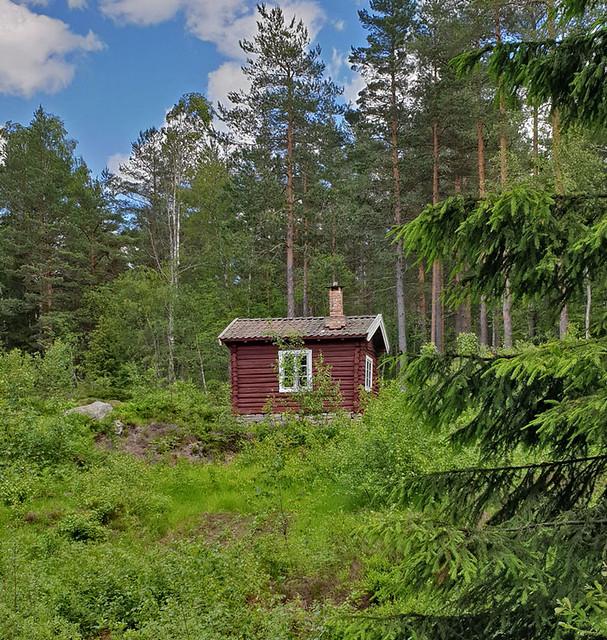 Eggedal cabin