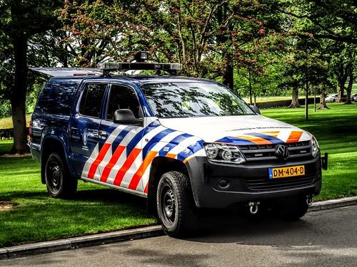 KMar | Limburg | Brigade Brabant Noord / Limburg Noord | DM-404-D