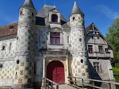 Chateau-Musée de Saint-Germain de Livet