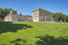 Garden of Bizy Castle