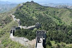 CHINE JINSHANLING (Grande Muraille)